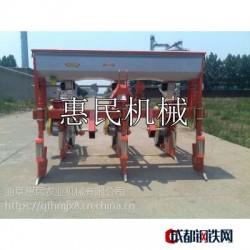 惠民白菜播种机 拖拉机四轮带播种机 高粱谷子精播机