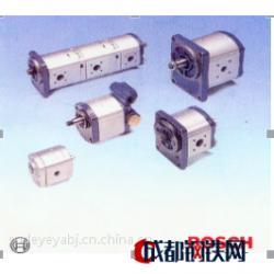 原装德国Bosch Rexroth齿轮泵
