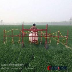 大面积农田打药机 多挡位自走式菜地打药机 不压苗小麦喷雾器