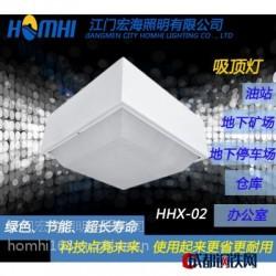 宏海照明HHX-02新款低频无极灯 加油站、门庭、仓库、停车场、矿场 绿色、节能、超长寿命 质保5年