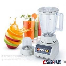 迈科顿多功能榨汁干磨料理机搅拌机果汁机马帮会展 大量库存