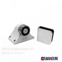 方伯第FBD-36D消防电磁门吸 玻璃门专用电磁门吸 适用于20mm以下玻璃门 带手动释放按钮 门磁