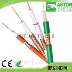 75ohm国标75-5同轴射频电缆RG6