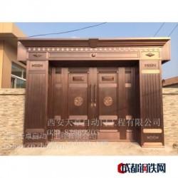 西安铜门 西安专制铜门厂家—西安天卓铜门