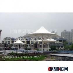 上海景观膜结构建筑设计、制作安装厂家