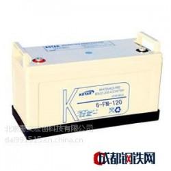 科士达蓄电池6-FM-100 12v100ah 铅酸免维护 质保三年 全国包邮