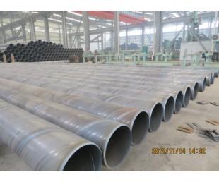 大口径防腐钢管制造加强级防腐钢管