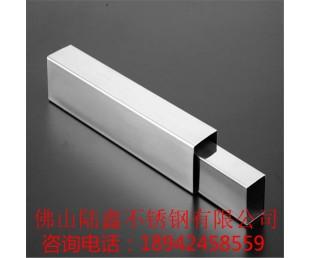 亚虎国际pt客户端_装饰不锈钢方管12.7*12.7*1.2-2.5足厚不锈钢管