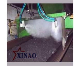 万向节喷头干雾除尘喷头水雾喷头水气混合喷头水喷雾喷嘴