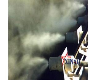 输送带喷雾除尘 碎石场喷雾除尘卸料口喷雾除尘设备生产厂家