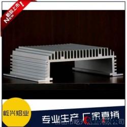 专业生产铝型材铝型材加工建筑铝型材太阳花散热型材工业铝型材图片