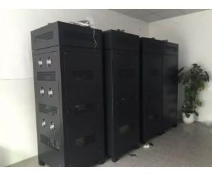 厂家批发定制380V大功率无触点交流全自动三相稳压器500KVA