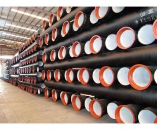国标K9球墨铸铁管价格 新兴球墨铸铁管厂家 球墨铸铁管件
