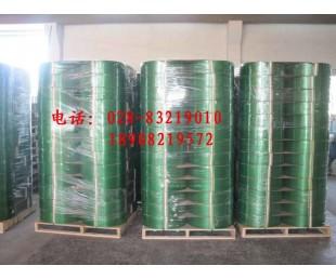 塑钢打包带安州三台1608pet黑色绿色塑钢带厂家盐亭全自动打包机打包带