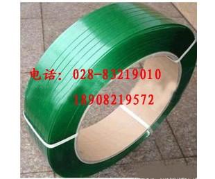 塑钢打包带广汉什邡绵竹页岩砖绿色高强度PET塑钢打包带维修打包机