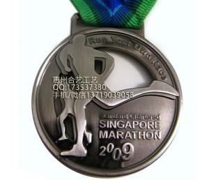 马拉松奖牌,徽章,奖章,匙扣