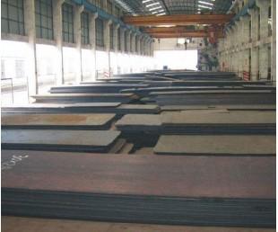 四川成都钢板加工厂房建设