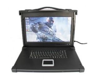 高端服務器便攜機-17寬屏便攜式工控機PWS-BC170MW