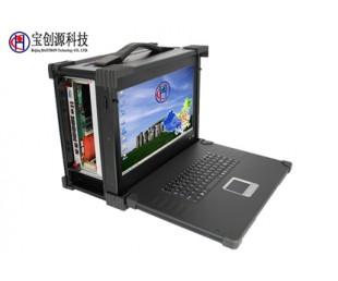 寶創源加固便攜式CPCI計算機 PWS-BC1766W-CPCI