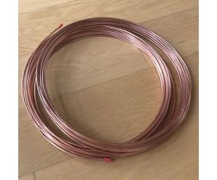 气相色谱仪气路管,耐高温紫气铜管