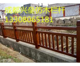 影响GRC仿木栏杆强度的关键技术