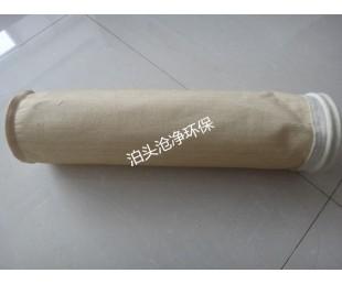 覆膜涤纶针刺毡除尘布袋节能环保操作简单厂家现货供应