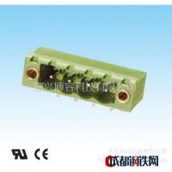 供应插拔式 接线端子 5.08间距 1Pin WJ2EDGRM-5.08-1P图片