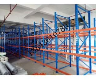 顺德乐从机械工具存储重量型(300kg/层) 货架贯通式货架定做厂家