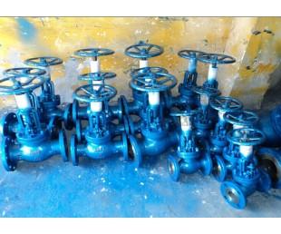 KPF平衡阀 铸钢平衡阀