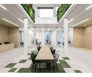 创意办公空间设计,个性办公空间设计,苏州百饰达设计资深专业