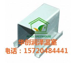 金属30-50-10-1.5温室 大棚骨架几字钢