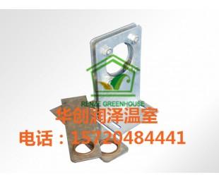 成都温室大棚配件 哈尔滨大棚管生产厂家 水稻大棚塑料卡