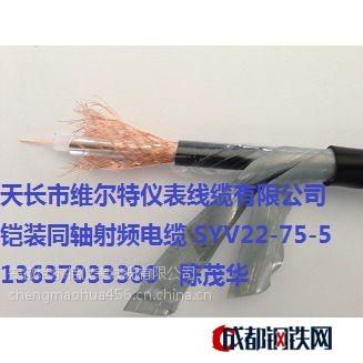 供应SYV22-75-7同轴射频电缆哪里买?【维尔牌电缆】