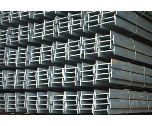 会都钢铁供应镀锌工字钢图片