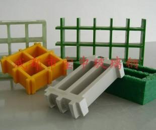 玻璃钢格栅厂家 格栅踏板走廊