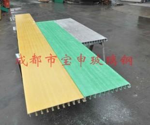 玻璃钢FRP格栅盖板 地沟盖板沟板