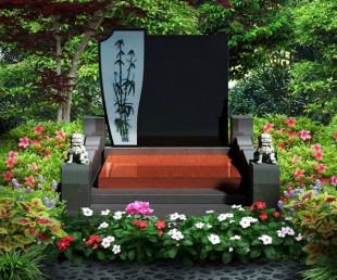 罗浮山公墓艺术墓产品高端典雅 罗浮净土墓地陵园15.1万优惠价格