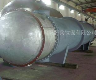鈦儲蓄罐|大型鈦設備生產廠家——寶雞海兵鈦鎳圖片