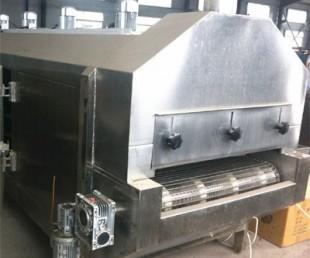 液氮隧道速冻机 隧道式 工厂流水线大产量加工用 食品保质保色保味