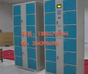 锦祥生产加工一卡通寄存柜的厂家工厂12门刷卡电子寄存柜