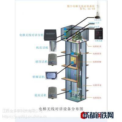 电梯五方对讲系统s10