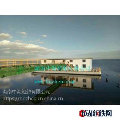 湖南中海船舶:優質取水泵船專業設計生產廠家泵倉尺寸定制資質齊全