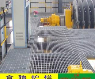 阳江小区停车场钢格板 不锈钢水沟盖板定制 天台踏步板