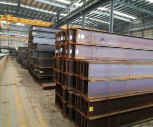 莱钢Q345B热轧H型钢成都一级代理商