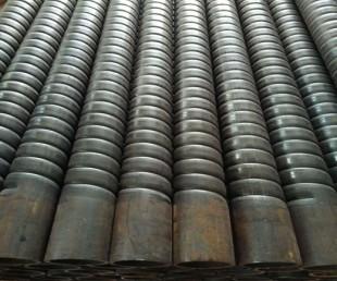 供应环保锅炉用螺纹烟管 横槽烟管