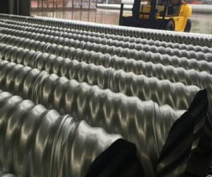 生产锅炉用20#螺纹烟管 GB3087换热气用无缝烟管 定做生产