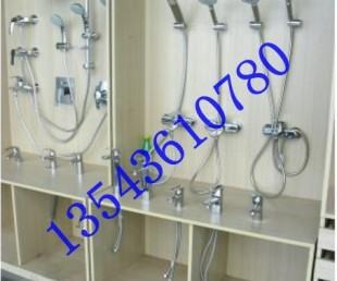 佛山厂家专业为卫浴店铺展厅零售定制高端展览柜卫浴展柜