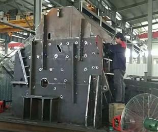 大型废钢破碎机2000经久耐磨废钢破碎机的首选