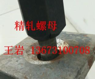 亚虎国际娱乐客户端下载_云南玉溪PSB830M32精轧螺纹钢螺母横空出世 引发经销商价格战