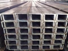 Q345镀锌槽钢不镀锌槽钢成都厂家近槽钢价格